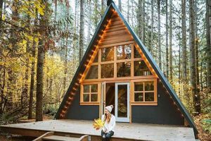 A-Frame Cabins Featured Photo